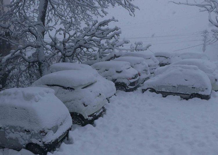हिमाचल में भारी हिमपात लगभग 800 से ज्यादा सडकें बंद, कई क्षेत्रों में बिजली-पानी का संकट गहराया