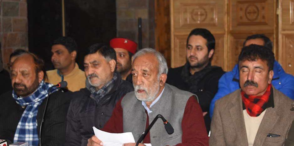 प्रदेश विवि के पूर्व केंद्रीय छात्र संघ ने उठाई जेएनयू के कुलपति को हटाने की मांग