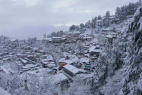 हिमाचल: फिर बारिश और बर्फबारी के आसार..