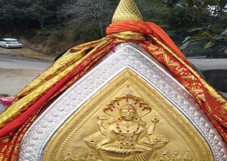 मण्डी: महाशिवरात्रि के लिए रवाना हुए देव कमरूनाग