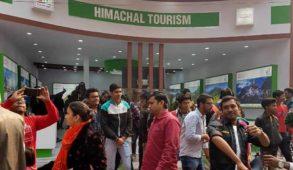 सूरजकुंड में दर्शाई हिमाचल प्रदेश की पर्यटन क्षमता