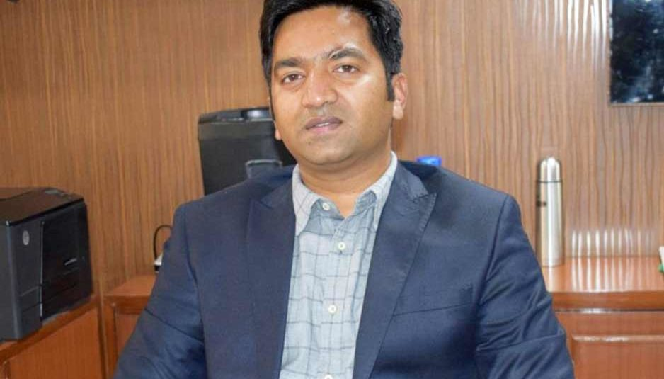 डीसी कांगड़ा राकेश प्रजापति कोरोना पॉजिटिव