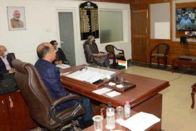 हिमाचल ने केंद्र सरकार से 27 परियोजनाओं के लिए मांगे 536 करोड़