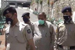 हिमाचल: स्पैशल कोर्ट में किया गया पूर्व स्वास्थ्य निदेशक को पेश, कोर्ट ने भेजा 5 दिन के रिमांड पर