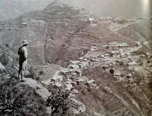 old-pic-of-sanjauli-shimla