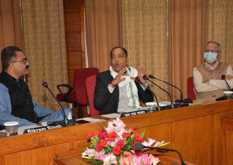 एकल खिड़की पोटर्ल के माध्यम से 6100 करोड़ रुपये निवेश के 193 परियोजना प्रस्ताव स्वीकृतः मुख्यमंत्री