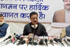 कांग्रेस पर कोई भी विपरीत टिप्पणी करने से पूर्व भाजपा को पहले अपने घर की सुध ले लेनी चाहिए : राठौर