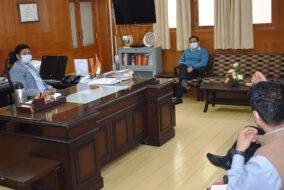 डीसी शिमला आदित्य नेगी की अपील: करवाचौथ व अन्य त्यौहारी सीजन के दौरान लोग अनुशासन कायम करने में करें सहयोग