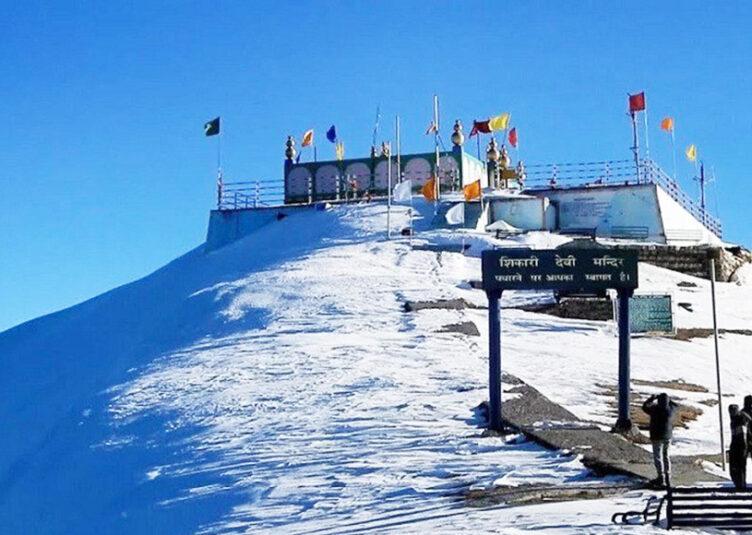 मुख्यमंत्री बोले: शिकारी देवी मंदिर होगा पर्यटकों और श्रद्धालुओं के लिए विकसित