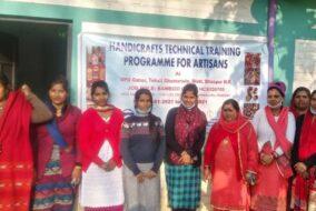 बिलासपुर : परम्परागत कलाओं को संजोने के लिए प्रोत्साहन परियोजना (परंम्परा योजना) शुरू