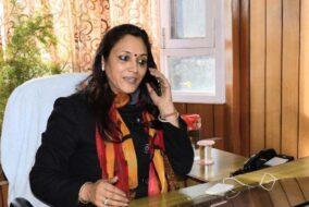 हिमाचल: महिला आयोग की अध्यक्ष डेजी ठाकुर को मिला सेवा विस्तार