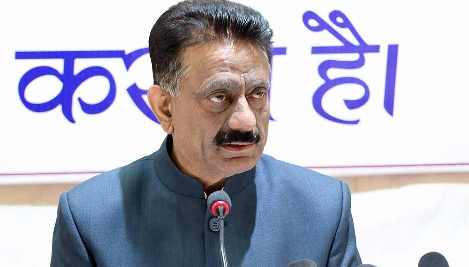 पंजाब से शुरू हुआ भाजपा का पतन आने वाले विधानसभा चुनावों में भी रहेगा जारी : राठाैर