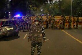 दिल्ली : इजरायली दूतावास के बाहर मामूली विस्फोट, किसी के हताहत होने की जानकारी नहीं
