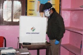 ऊना के 6 शहरी निकाय चुनावों में हुआ कुल 76.07 मतदान