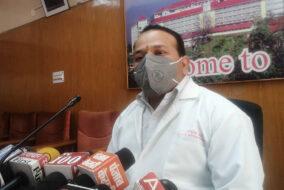 आंगनबाड़ी कार्यकर्ता की मौत गुलिन बार सिंड्रोम से हुई बोले एमएस डॉ. जनक