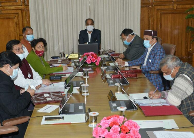 Himachal Cabinet Decisions...