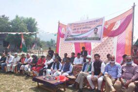 मुख्यमंत्री केवल सराज और धर्मपुर विधानसभा क्षेत्र को ही दी रहें है प्रमुखता : राठौर