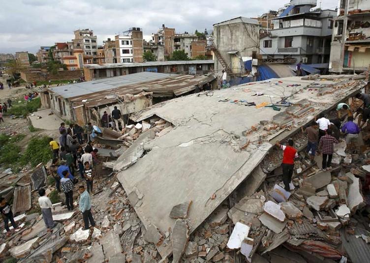 नेपाल ने कहा, वापस जाने को विदेशी बचाव टीमों से