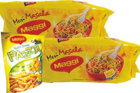 मैगी में सीसा की मात्रा अधिक पाई गई : सरकार