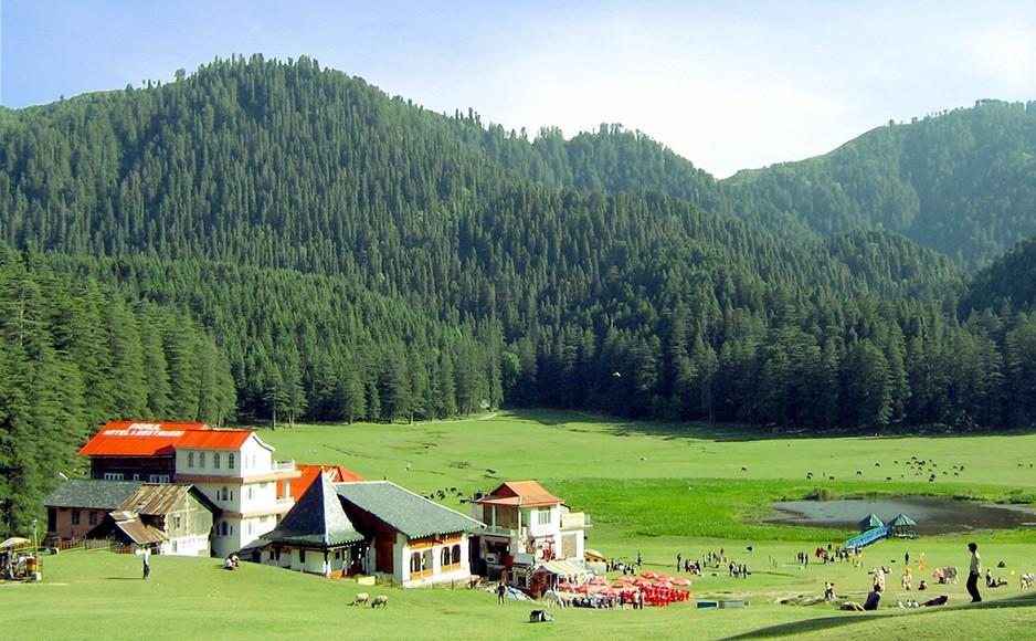देवताओं की घाटी कुल्लू , हिमालय की शान मनाली