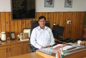 डी. के. रतन ने ग्रहण किया अतिरिक्त उपायुक्त का पदभार
