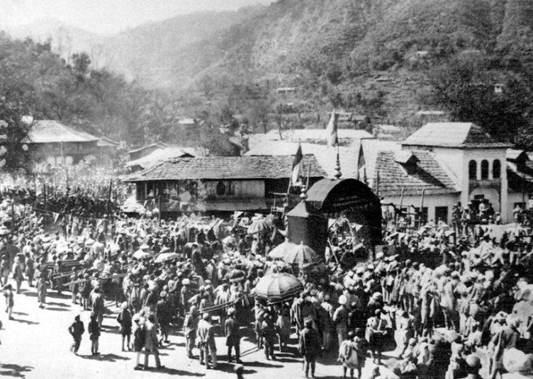 """हिमाचल के प्राचीन """"प्रजातंत्र"""""""