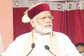 तीन अक्तूबर को अटल टनल का उद्घाटन करने हिमाचल आयेंगे प्रधानमंत्री मोदी