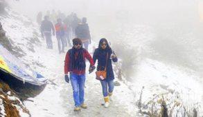 हिमाचल: घने कोहरे के साथ शीतलहर की चेतावनी