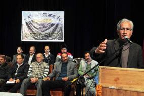एनजीटी के फैसले से शिमला में कोई रहने की स्थिति में नहीं होगा : उपनगरीय जनकल्याण समन्वय समिति