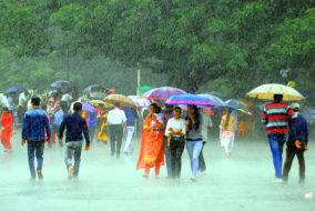 प्रदेश में 12 जुलाई तक मौसम खराब रहने का पूर्वानुमान