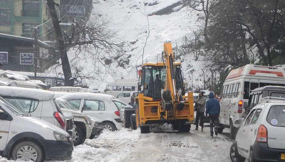 बर्फबारी से निपटने को शिमला 5 सेक्टर में बंटा