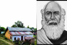 """हिमाचल के पहाड़ी गांधी कांशी बाबा का गांव """"डाडासीबा"""""""