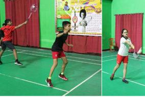 शिमला जिला बैडमिंटन चैंपियनशिप,आर्यन गुप्ता बने अंडर-15 के चैंपियन