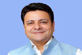 पूर्व मंत्री सुधीर शर्मा ने जिला प्रशासन को भेजा उनके घर को कोविड केयर सेंटर बनाने का प्रस्ताव
