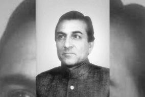 पूर्व मुख्यमंत्री स्व. ठाकुर रामलाल की पुण्यतिथि पर दी श्रद्धांजलि