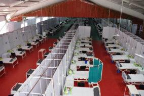 मुख्यमंत्री ने किया खलियार में समर्पित मेकशिफ्ट स्वास्थ्य केन्द्र का लोकार्पण
